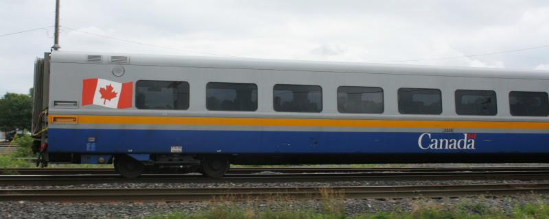 Passenger Train photo